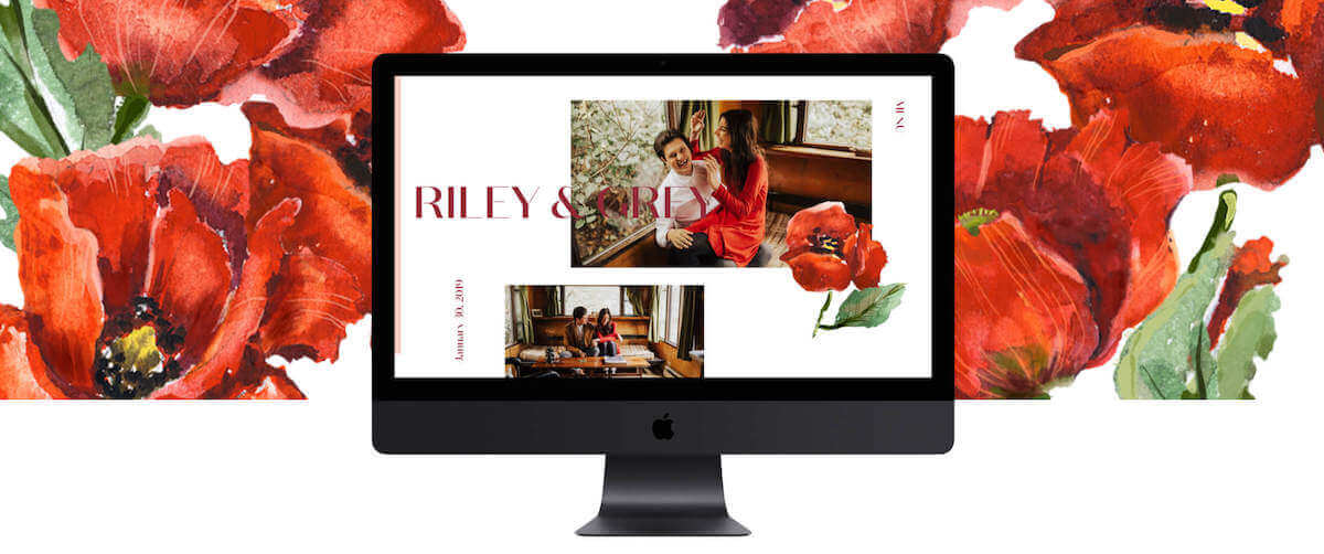 Poppy Design Template